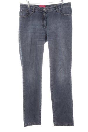 Brax Straight-Leg Jeans graublau Casual-Look