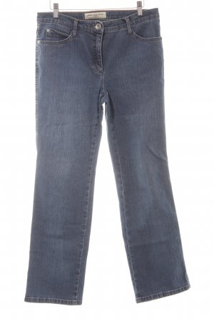 "Brax Straight-Leg Jeans ""Marry"" blau"