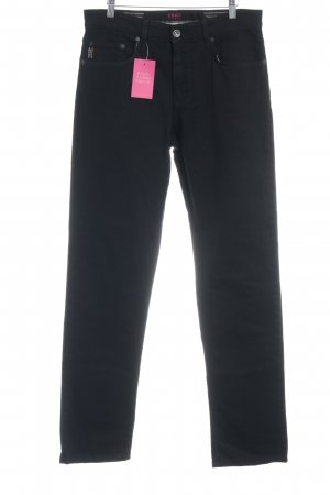 Brax Straight-Leg Jeans schwarz Casual-Look