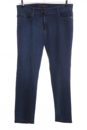 Brax Stretch Jeans blau Casual-Look
