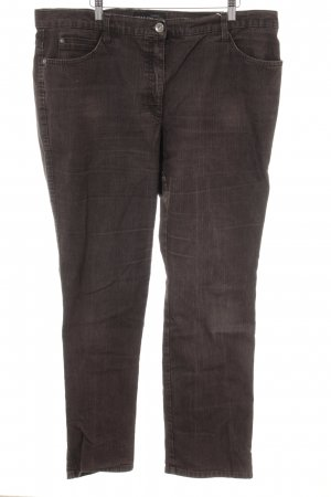Brax Stretch Jeans graubraun Casual-Look