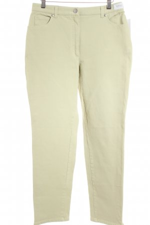 Brax Stretch Jeans hellgrün Casual-Look