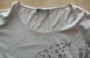 Brax T-Shirt mit Leoparden aus Nieten