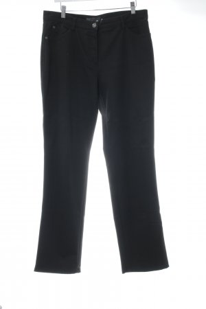 Brax Thermohose schwarz Casual-Look