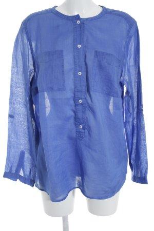 Brax Tunikabluse blau Beach-Look