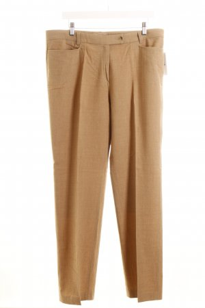 Brax Wollhose camel Business-Look