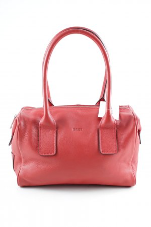 Bree Bowlingtasche rot Casual-Look