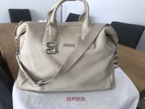 Bree Briefcase cream-oatmeal