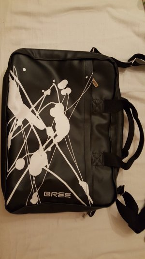 BREE Business-Tasche Punch 67, action paint