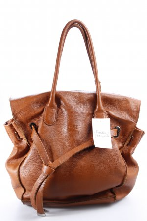 Bree Handtasche cognac Casual-Look