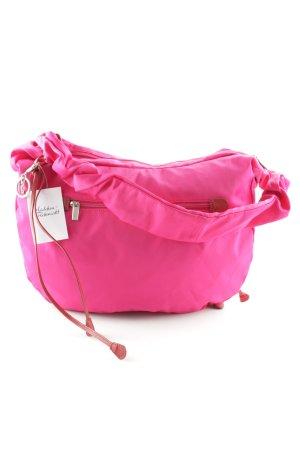 Bree Handtasche pink-rostrot sportlicher Stil