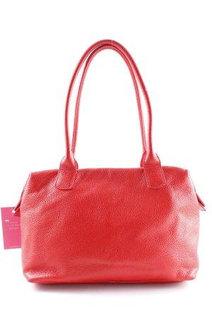 Bree Handtasche rot Casual-Look