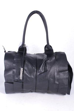 Bree Handtasche schwarz-silberfarben Eleganz-Look
