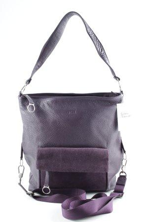 Bree Carry Bag brown violet casual look