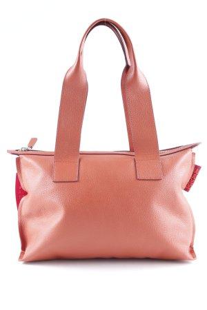 Bree Draagtas donker oranje minimalistische stijl
