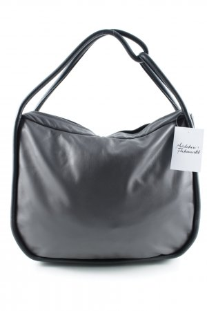 Bree Carry Bag grey brown-black simple style