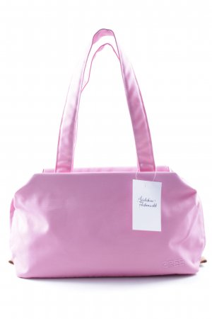 Bree Carry Bag pink casual look