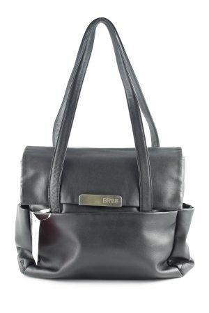 53eef85989197 Bree Carry Bag black brown simple style