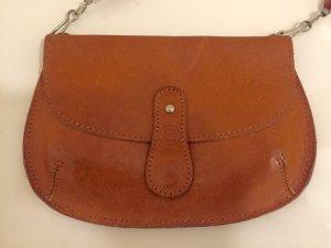 BREE kleine Tasche aus Naturleder - Vintage