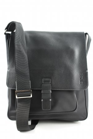 Bree Laptop bag black-anthracite business style