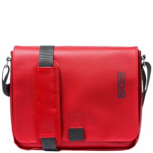 Bree PUNCH 62 Messengerbag Red