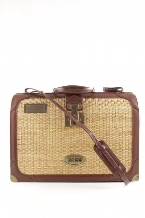 Bree Travel Bag brown-nude casual look