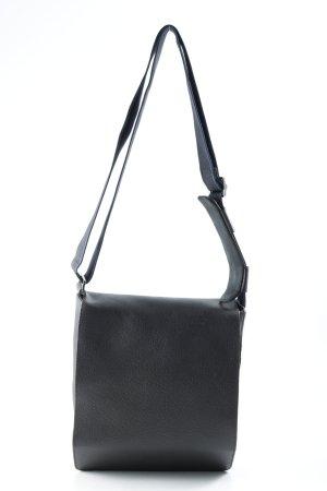 Bree Schultertasche schwarzbraun-dunkelblau klassischer Stil