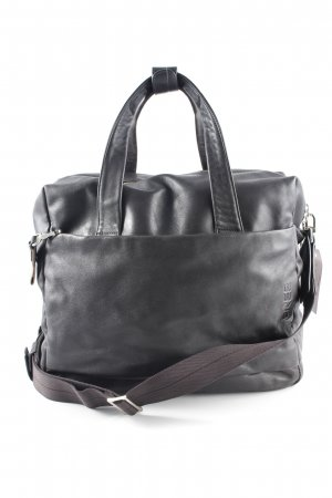 Bree Shopper dunkelbraun Casual-Look