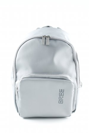 Bree Trekking Backpack light grey simple style