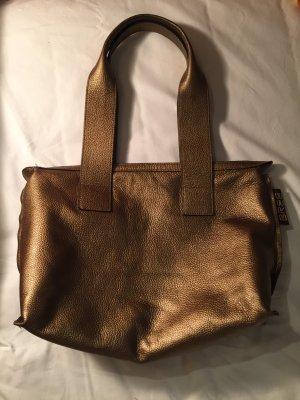 Bree weiche Leder Tasche Gold