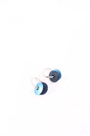 Breil Ohrhänger mehrfarbig Glitzer-Optik