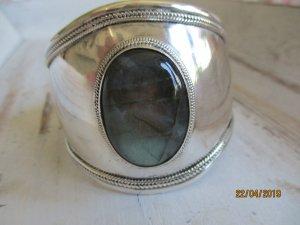 Bracelet de bras argenté argent