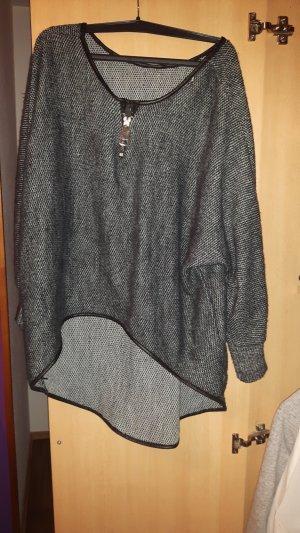 Breiter Pullover