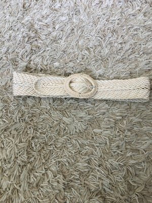 C&A Braided Belt oatmeal-cream