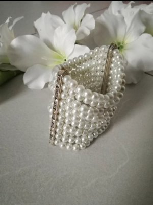 Breites Perlenarmband Armband Perlen Dügün Inci