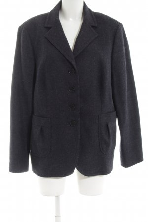 Brentwood & Bros. Woll-Blazer schwarz Casual-Look