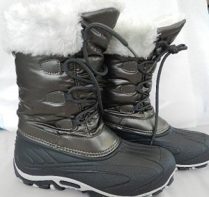 Winter Boots multicolored