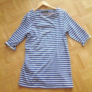 Breton Strech Kleid Longshirt Geringelt Maritim M L // Maje Vanessa Bruno Sandro
