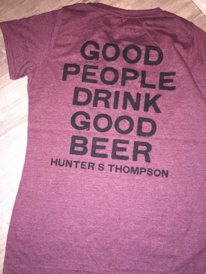 Brewood t-Shirt Beer Bier Gr.M 38-40 top