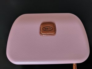 Bric's Clutch / Beauty Case aus Hartschale