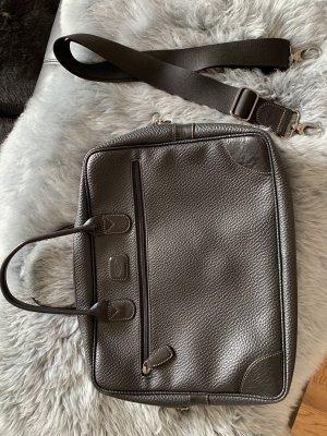 Bric's Laptop bag black leather