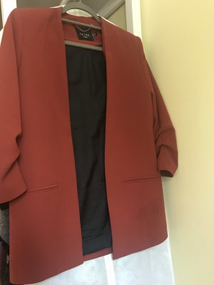 Brick Color Jacket
