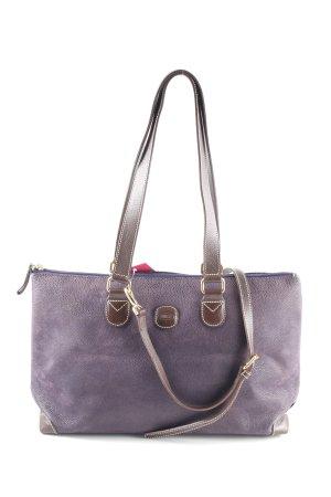 Brics Handbag dark violet-brown casual look