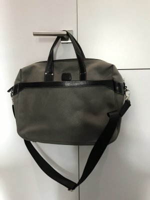 Brics Laptop bag grey-black