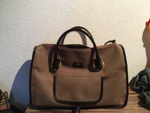 Brics Tasche in braun / taupe