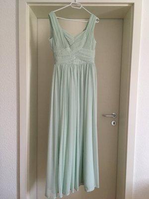 Bridemaid Maxikleid - mint