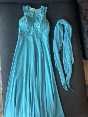 Ball Dress light blue