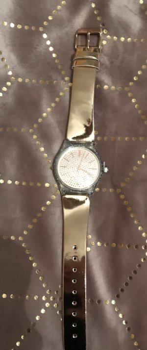 Bijou Brigitte Analoog horloge roségoud