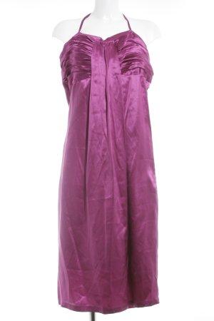 Brigitte von Boch Abendkleid violett Elegant