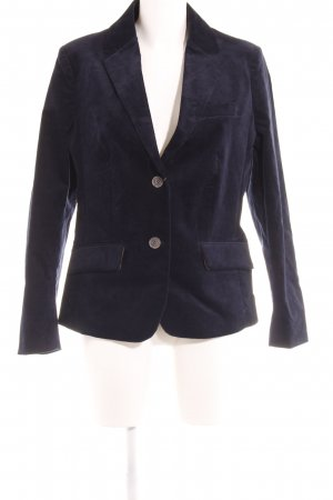 Brigitte von Boch Smoking-Blazer dunkelblau-dunkelorange Business-Look